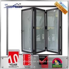 double glass fold away door double glass fold away door suppliers