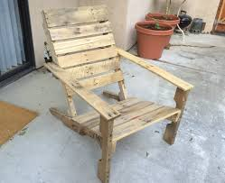Furniture For Outdoors by 23 Luxury Pallet Patio Chairs Pixelmari Com