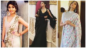 saree draping new styles guilty bytes indian fashion blogger delhi style blog beauty