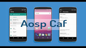 android rom development of aosp caf ex a custom android rom for android