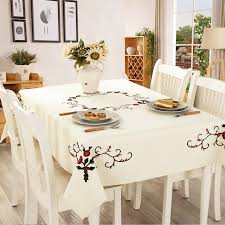 Coffee Table Cloth by China Linen Tablecloth Factory China Linen Tablecloth Factory