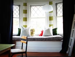 bay window curtains ideas pictures bay window decorating ideas modern colorful compact bay window decorating ideas