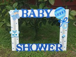 baby shower frames baby shower baby boy photo frame cuadro tematico made by thelma