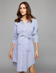 soon button front maternity dress a pea in the pod maternity