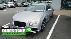 silver bentley quick take 2017 bentley continental gt v8 s extreme silver youtube
