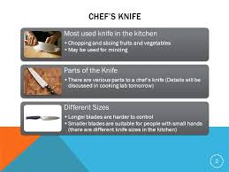 uses of different knives ppt video online download