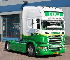 dutch operators go for euro 6 trucks scania group