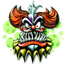 scary clowns tattoo designs pictures clip art library
