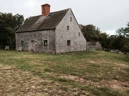 historical place of the week oldest house on nantucket boston