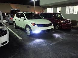 nissan maxima hid headlights milton1964 2004 nissan murano specs photos modification info at