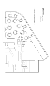 Floor Plan For Wedding Reception by Ralph U0027s On The Park New Orleans Parties