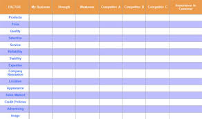 Free Business Plan Template Excel Business Plan Templates