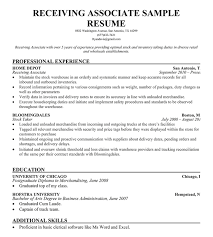 12 best images of warehouse shipping clerk resume shipping
