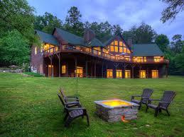 backyard home theater riverfront lodge that sleeps 34 heated po vrbo