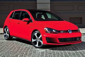 bmw volkswagen 2016 2016 volkswagen golf gti hatchback pricing for sale edmunds
