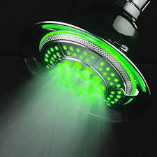 Rozin Led Light Spray Kitchen by 7 Best Led Light Up Shower Heads Aug 2017 The Ultimate Guide