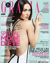 photoshop victim megan fox s back is airbrushed out of