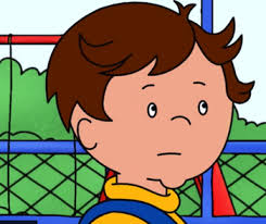 caillou characters tv tropes