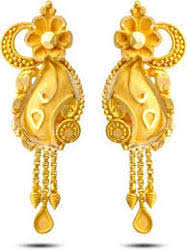 gold erring gold earrings in kolhapur maharashtra sone ki baliyan