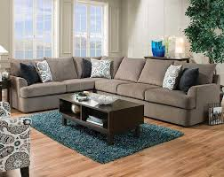 Grey Sectional Sofas Grey Sectional Sofas Modern Grey Fabric Sectional Sofa W Chair