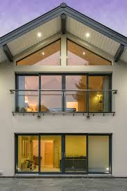 Balcony Design by A Close Up Of Our Modern Minimalist Glass Juliet Balcony On Our