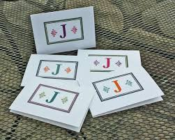 monogrammed scrapbook 399 best cards with monograms images on monogram