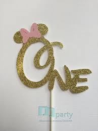 minnie mouse cake minnie mouse cake topper glitter minnie cake topper minnie birthday