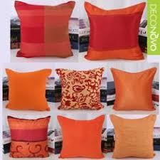 Orange Sofa Throw Orange Throw Pillow Contemporary Geometric Luxury Pillows