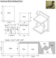 vibrant ideas 12 bird house plans blueprint home design simple