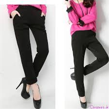 women u0027s plus size skinny dress pants clothing for large ladies