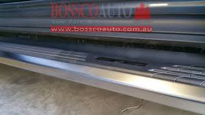lexus rx running boards 9308 10267 side steps running boards suitable for lexus rx