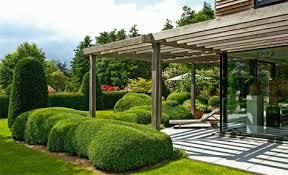 wohnideen minimalistischem pergola terrassen und sitzplätze pergola und begrünung