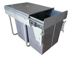 poubelle cuisine rectangulaire poubelle salle de bain rectangulaire 9 indogate poubelle