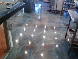 Floor Epoxy by The Ocean Epoxy Floor Located At Seafood Connection In Louisville