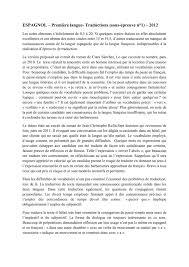 chambre traduction espagnol rapport traduction espagnol