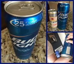 bud light can oz beer of the week 25oz can of bud light guy and the blog