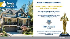 single family home plans the ridge at burke mountain blog foxridge homes