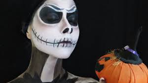 Halloween Jack Skeleton by Makeup Halloween Jack Skellington O Estranho Mundo De Jack