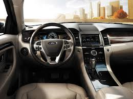 Ford Taurus Interior Ford Wants You To Buy A Fusion Or Suv So It Axes The Taurus