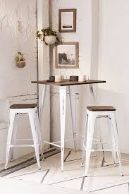 High Top Dining Tables For Small Spaces Twenty Dining Tables That Work Great In Small Spaces Living In A