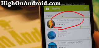 rooted apps for android how to flash img files on rooted android with flashify app root