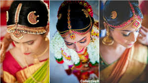 hair accessories for indian weddings bridal hair accessories south indian bridal hair
