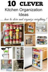 10 budget friendly u0026 creative kitchen organization ideas storage