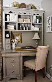 painted furniture how to hutch desk