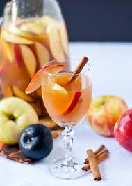 thanksgiving drinks alcohol autumn sangria neighborfood