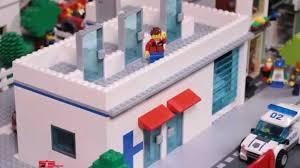 lego city medical center update 3 2nd floor plans youtube