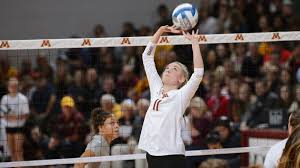 northern lights volleyball mn through tragedy minnesota s samantha seliger swenson learned to be