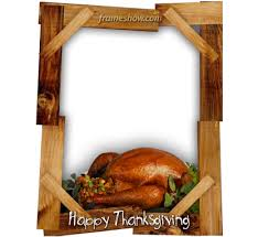 thanksgiving frames released
