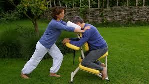 sur chaise ki shiatsu shiatsu sur chaise