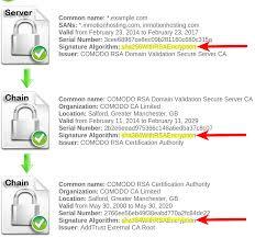 Ssl Certificates Title How To Fix The Insecure Ssl Error Due To Sha 1 Deprecation